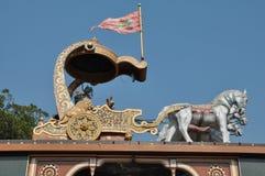 Lugar de nacimiento de señor Krishna en la India Fotografía de archivo