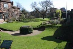 Lugar de nacimiento de Shakespeare foto de archivo