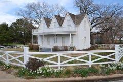 Lugar de nascimento de Dwight Eisenhower Imagem de Stock
