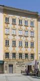 Lugar de nascimento de Mozarts fotografia de stock royalty free