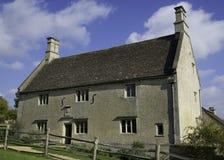 Lugar de nascimento de Sir Isaac Newton Fotos de Stock