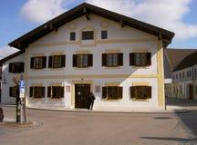 Lugar de nascimento do papa Benedict XVI imagens de stock