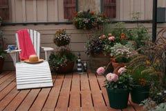 Lugar de relaxamento Imagem de Stock Royalty Free