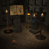 Lugar de rituales libre illustration