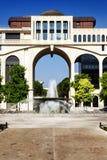 Lugar de Thessaly en Montpellier Imágenes de archivo libres de regalías