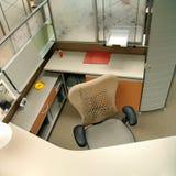 Lugar de trabajo Foto de archivo libre de regalías