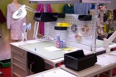 Lugar de trabajo Imagen de archivo libre de regalías