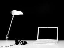 Lugar de trabajo contemporáneo Imagen de archivo libre de regalías