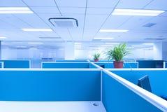 Lugar de trabalho do escritório Fotografia de Stock