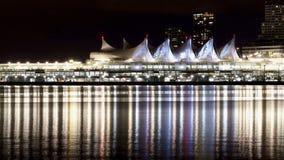 Lugar de Vancouver Canadá Imagen de archivo