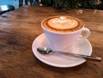 Lugar del café Foto de archivo libre de regalías