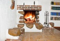 Lugar del fuego Fotos de archivo libres de regalías