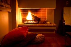 Lugar del fuego Foto de archivo