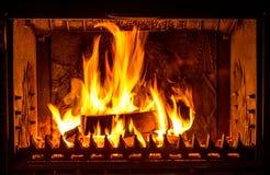 Lugar del fuego Foto de archivo libre de regalías