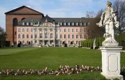 Lugar del Trier Foto de archivo libre de regalías