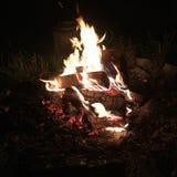 Lugar do fogo Imagens de Stock