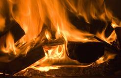 Lugar do fogo foto de stock royalty free