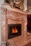 Lugar do fogo Imagem de Stock