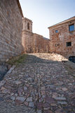 Lugar do monastério fotos de stock
