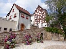 Lugar en Alemania Foto de archivo
