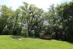 Lugar en la colina Imágenes de archivo libres de regalías