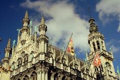 Lugar grande Bruxelas Fotografia de Stock
