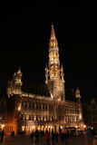 Lugar grande Bruxelas Fotografia de Stock Royalty Free