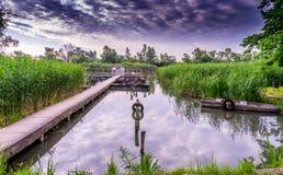 Lugar hermoso en alguna parte en Hungría Imagen de archivo libre de regalías