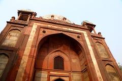 Lugar histórico en la India fotografía de archivo libre de regalías