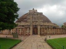 Lugar histórico indiano fotografia de stock