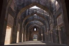 Lugar histórico, Mandu Imagen de archivo libre de regalías