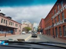 Lugar impressionante de Richmond! imagens de stock