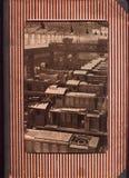 Lugar industrial Imagenes de archivo