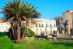Lugar italiano famoso Imagen de archivo libre de regalías