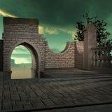 Lugar místico Fotos de Stock Royalty Free