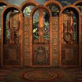 Lugar místico Imagen de archivo libre de regalías