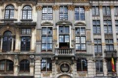Lugar magnífico - Bruselas Foto de archivo