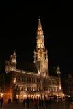 Lugar magnífico Bruselas fotografía de archivo libre de regalías