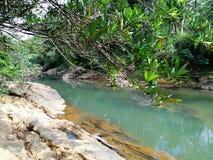 Lugar muy hermoso en Sri Lanka imagenes de archivo