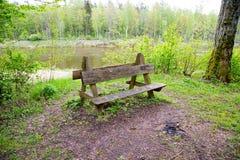 Lugar para o descanso Foto de Stock