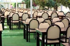 Lugar para reuniões de negócios Imagens de Stock