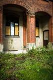 Lugar perdido lugar esquecido Foto de Stock Royalty Free