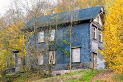Lugar perdido no Thuringia imagens de stock royalty free