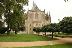 Lugar Praga República Checa Europa Imagem de Stock