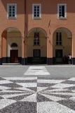 Lugar principal en Levanto Imagen de archivo
