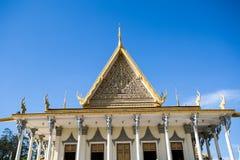 Lugar real em Phnom Penh Fotografia de Stock