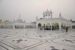 Lugar religioso fotografía de archivo libre de regalías