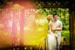 Lugar romântico Fotos de Stock
