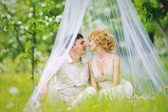 Lugar romântico Foto de Stock