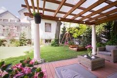 Lugar romântico a relaxar imagens de stock royalty free
